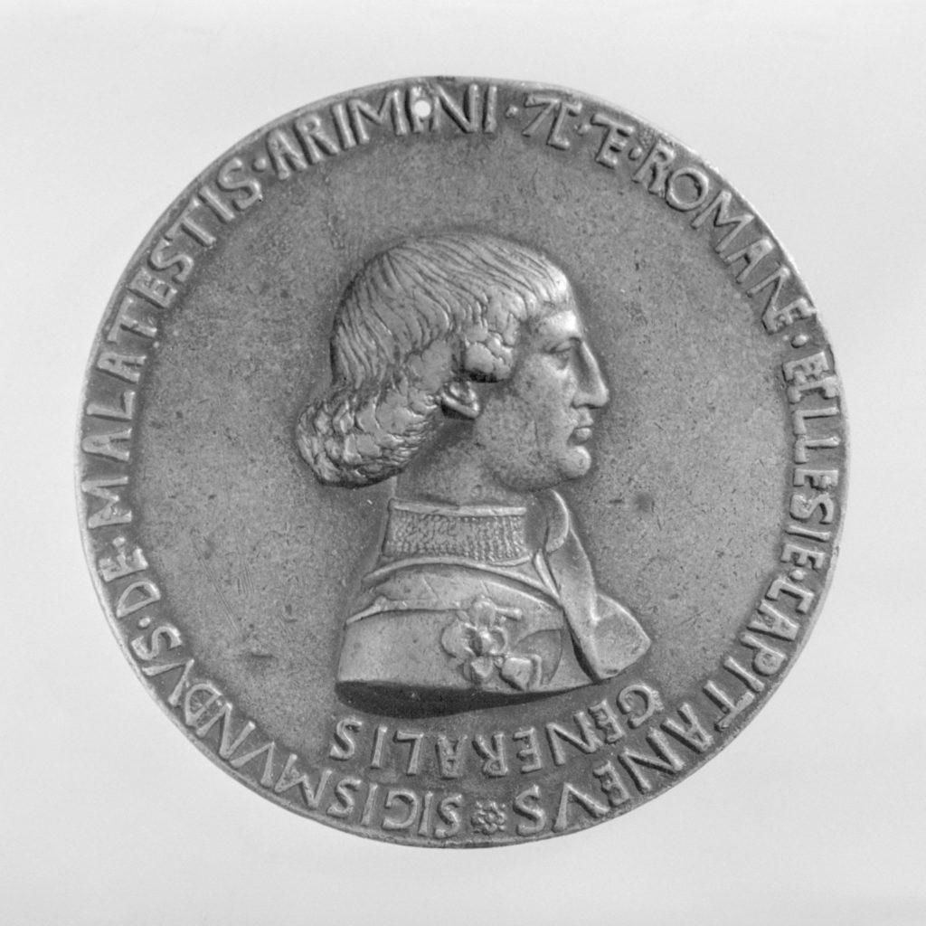 Sigismondo Malatesta (Lord of Rimini 1432, lived 1417–1468)
