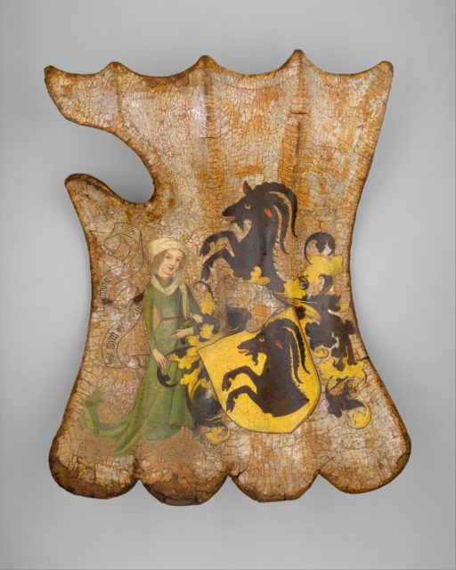 Shield for the Field or Tournament (Targe)