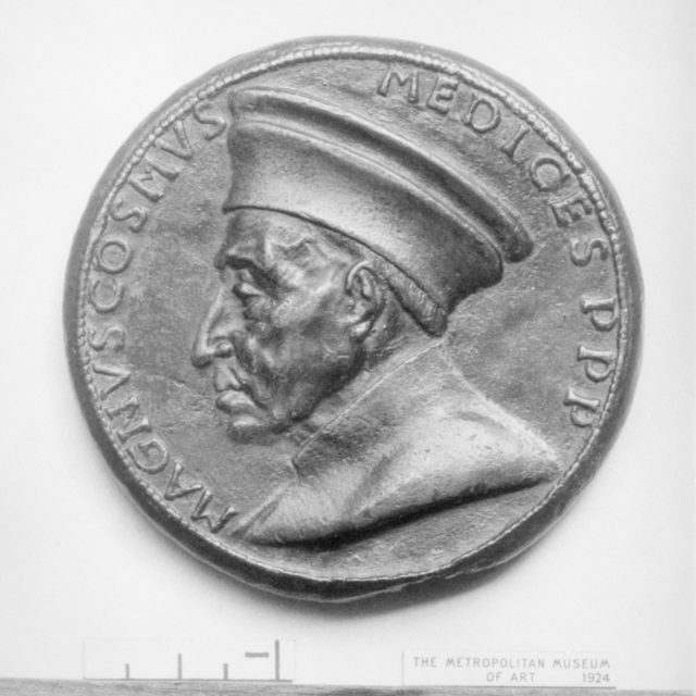 Cosimo de' Medici the Elder (1389–1464)