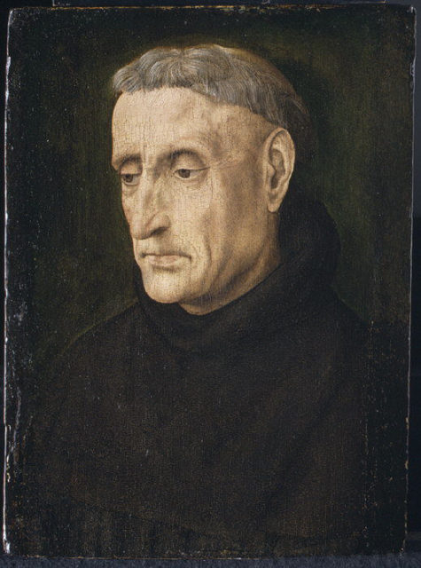 A Benedictine Monk