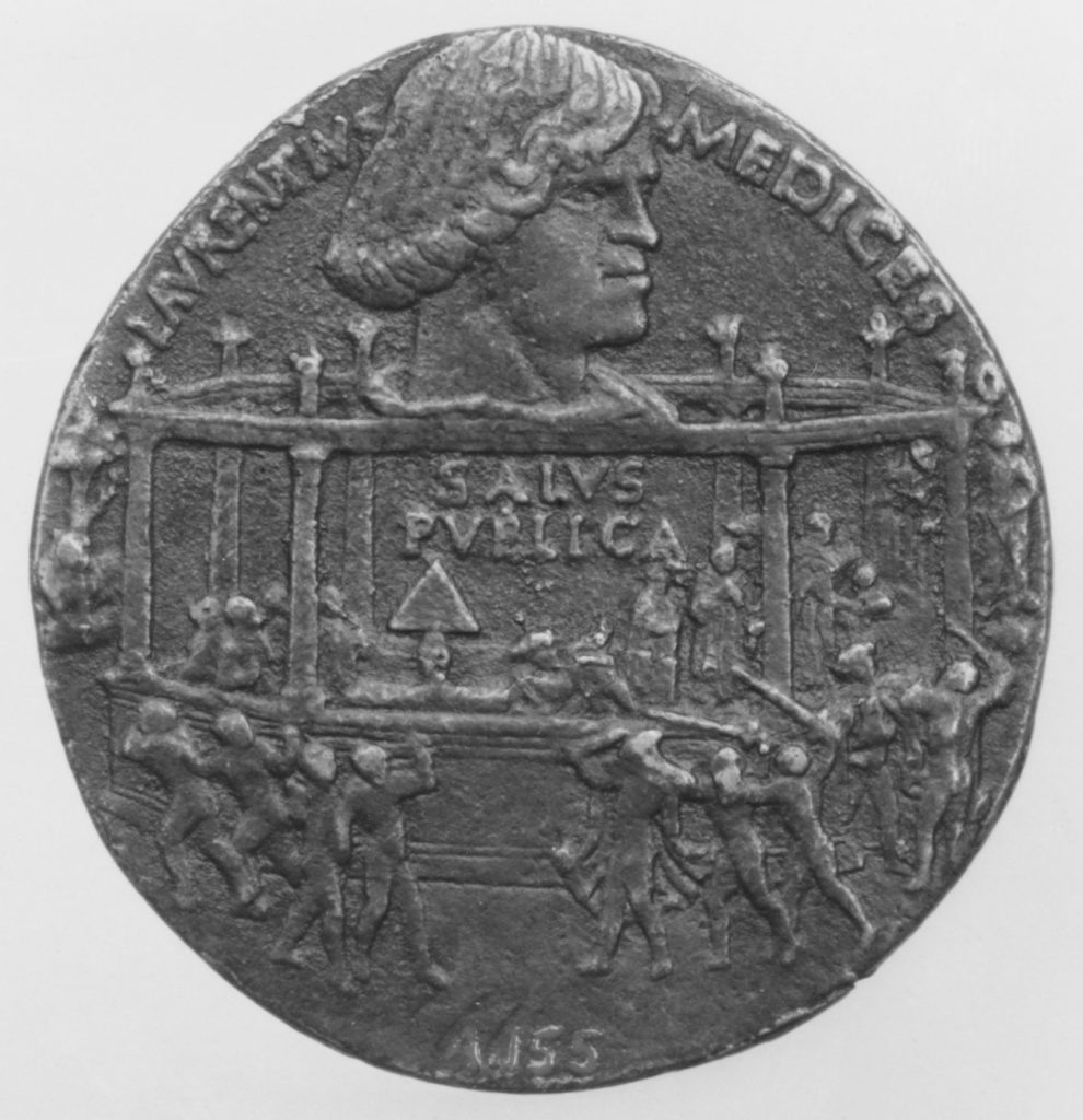 To Commemorate the Pazzi Conspiracy, 1478