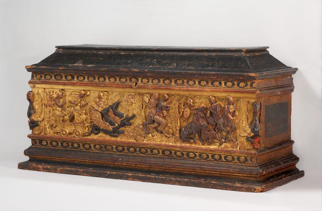 Marriage chest (cassone)