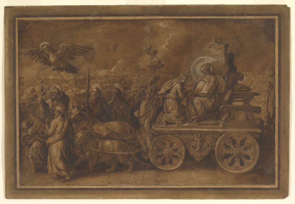 Allegory of the Triumph of the Church