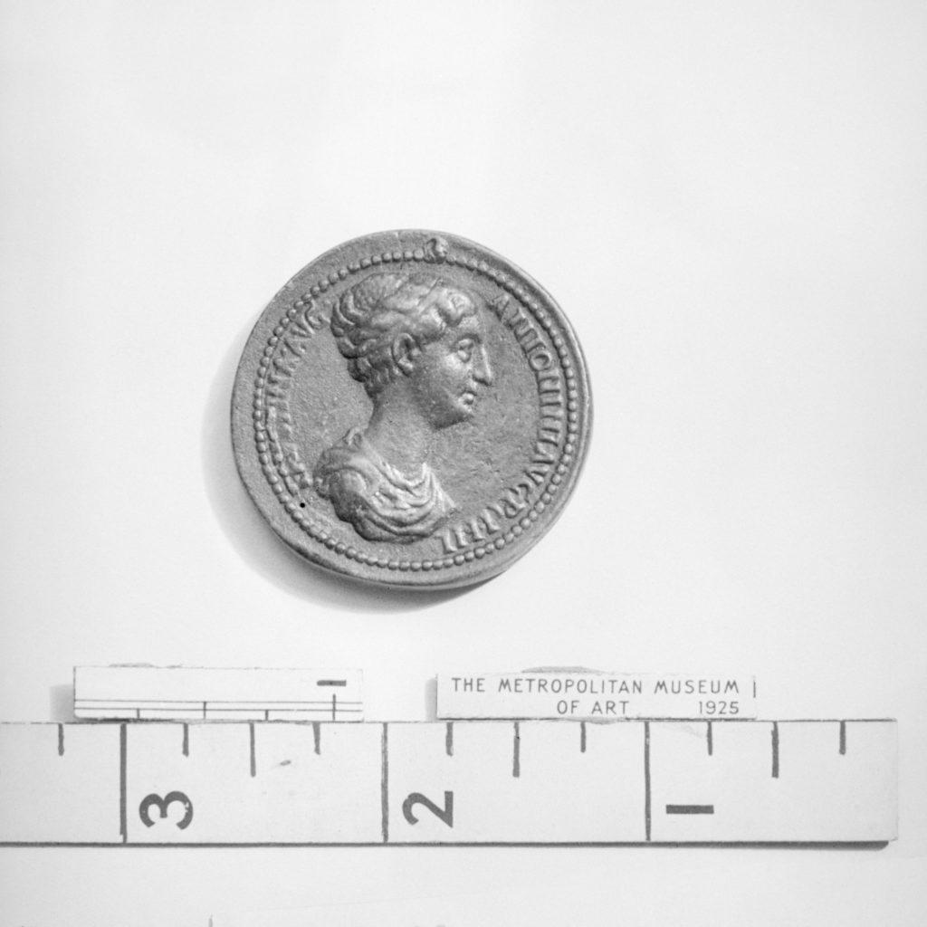 Annia Galeria Faustina, wife of Marcus Aurelius