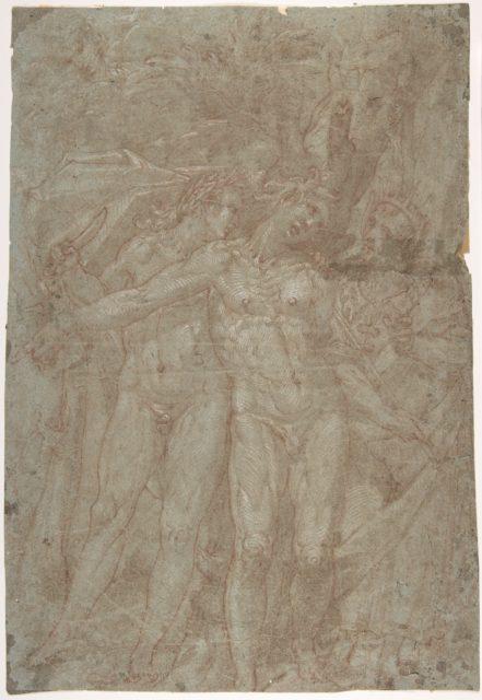 Apollo, Marsyas, and Midas
