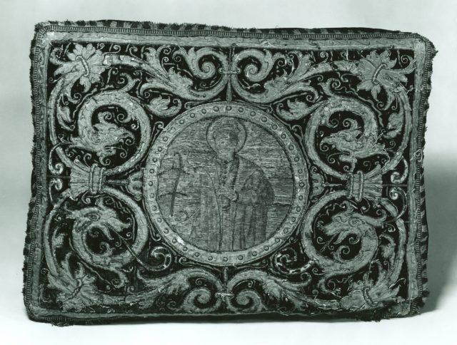 Apparel Made into a cushion