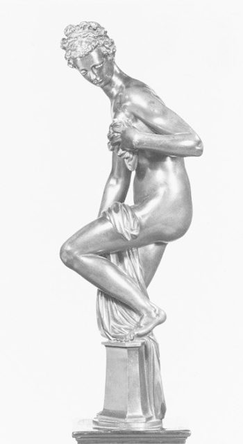Bathing Venus