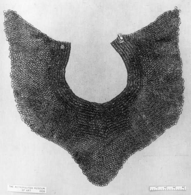 Collar of Mail