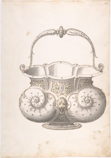 Design for a Bucket