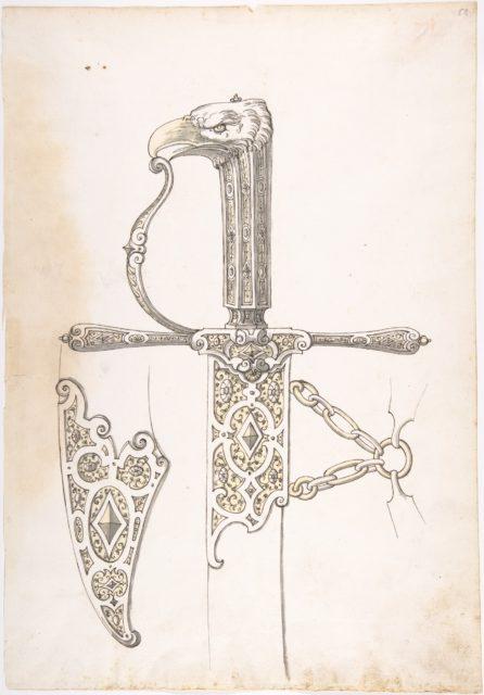 Design for a Sword