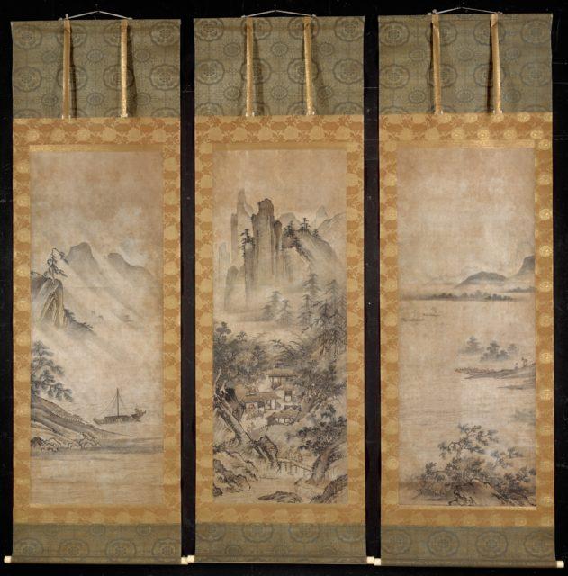 Eight Views of Xiao and Xiang