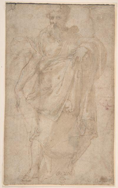 Figure of a Prophet