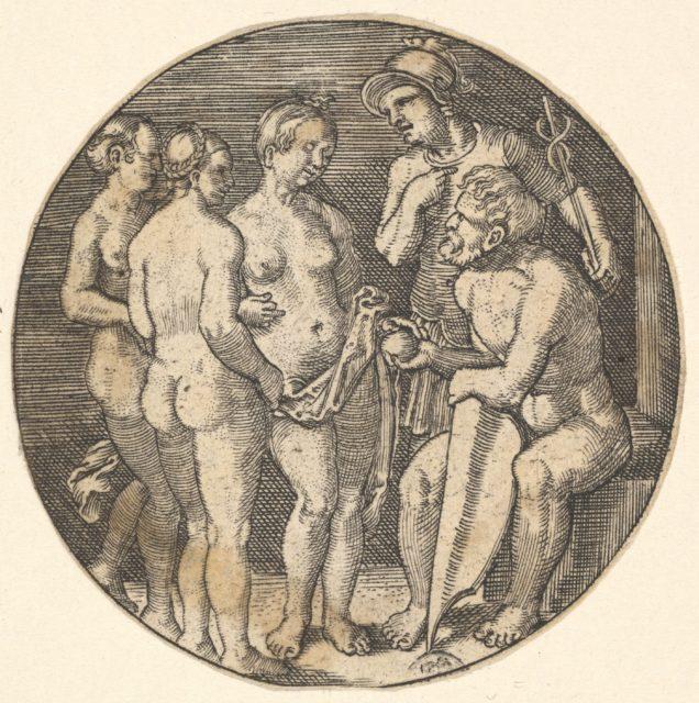 Judgment of Paris (copy)