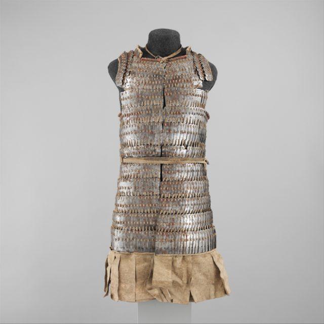 Lamellar Armor (Byang Bu'i Khrab)