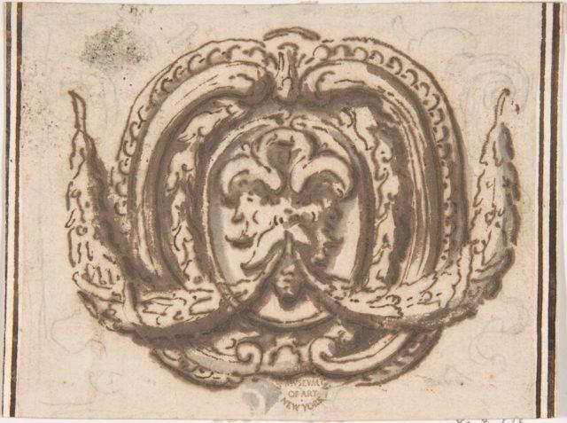 Ornament for Cartouche
