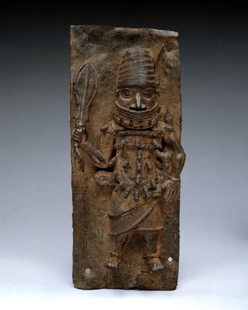 Plaque: Warrior Chief