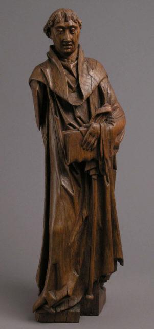 Sainted Abbot