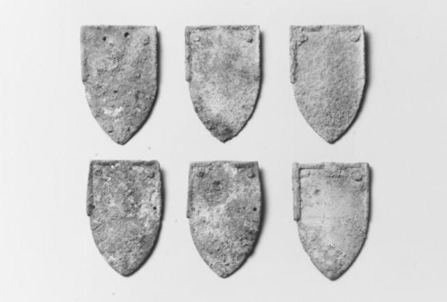 Six Armor Scales