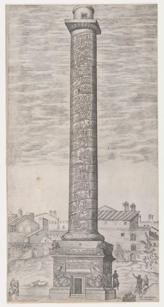 Speculum Romanae Magnificentiae: Column of Trajan