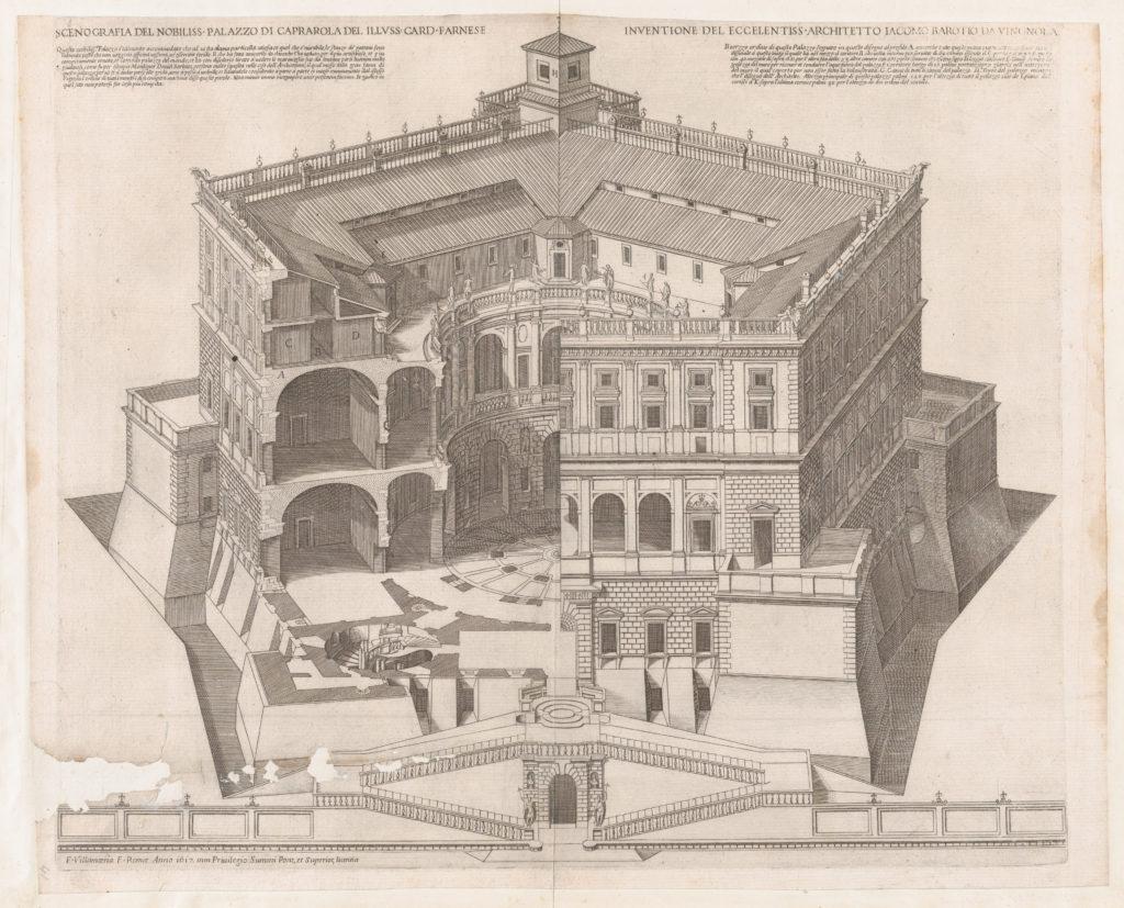 Speculum Romanae Magnificentiae: Farnese Palace