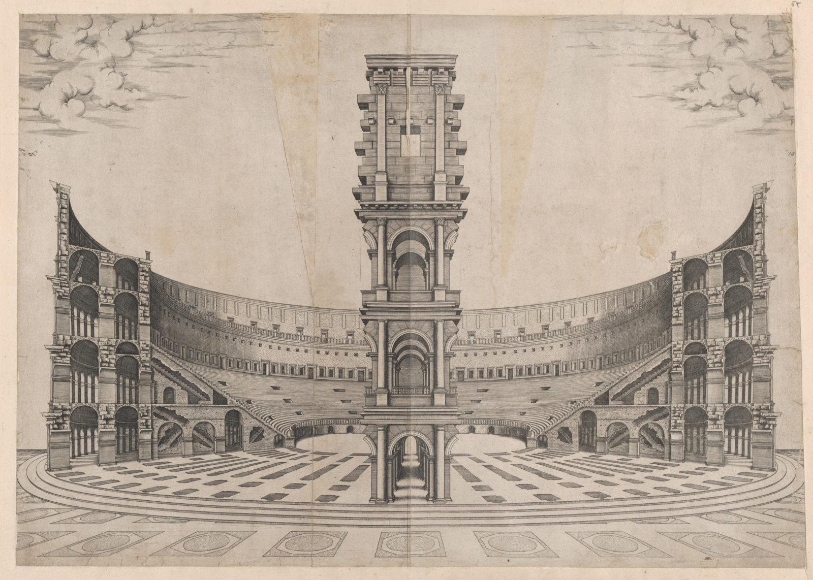 Speculum Romanae Magnificentiae: Interior Reconstruction of the Colosseum