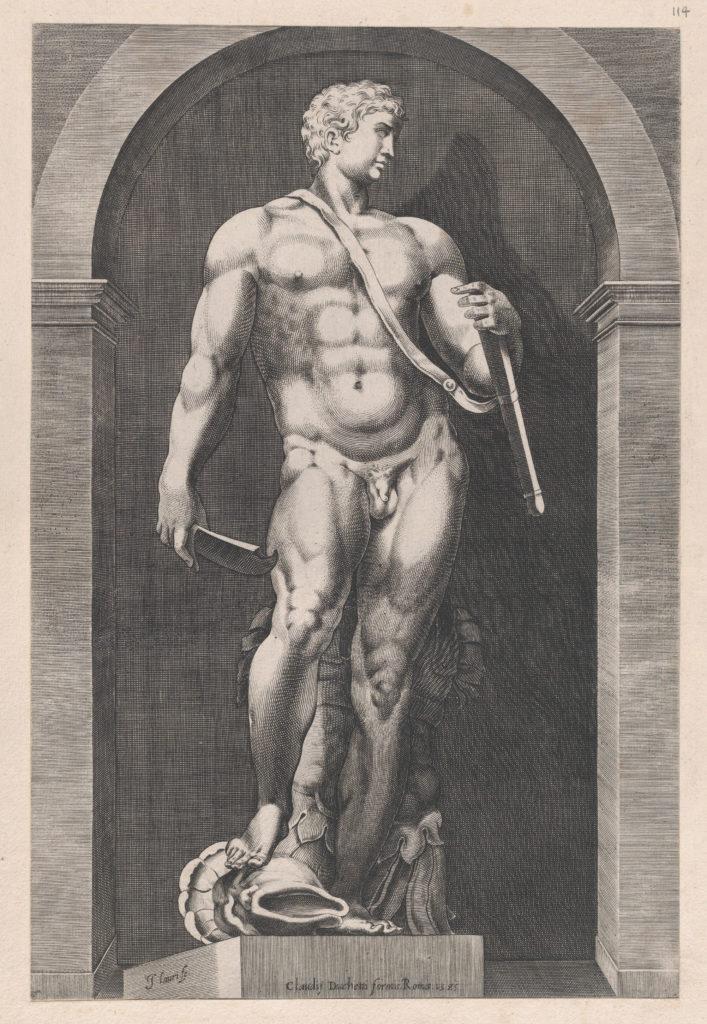 Speculum Romanae Magnificentiae: Perseus