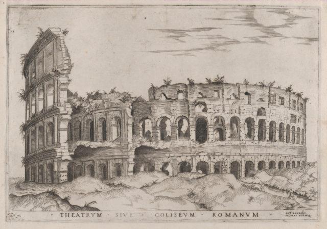 Speculum Romanae Magnificentiae: The Colosseum