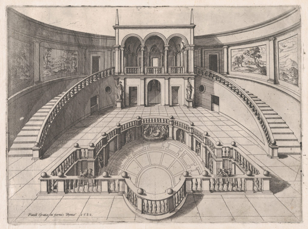 Speculum Romanae Magnificentiae: The Great Hall within the Farnese Palace