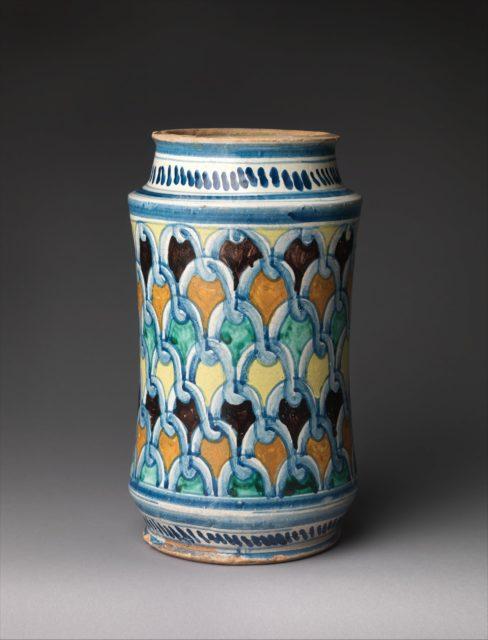 Storage jar (albarello)