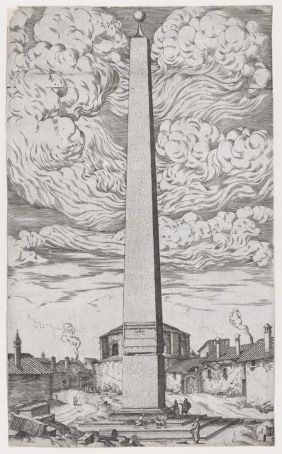 The Vatican Obelisk