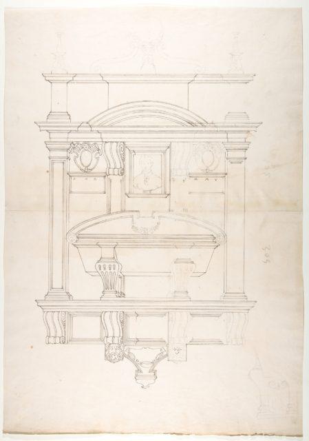 Tomb of Cecchino Bracci, S. Maria in Araceoli, Rome
