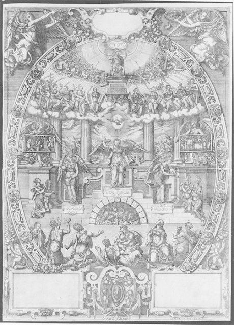 Triumph of Christian Faith