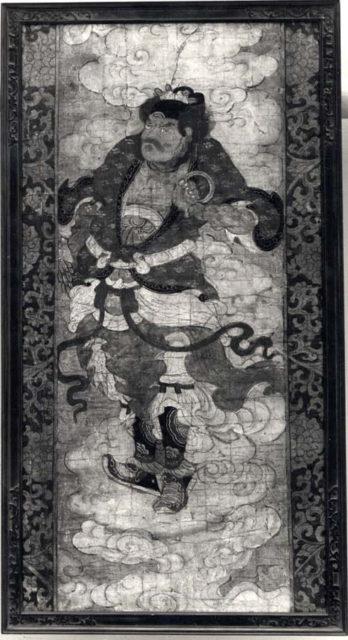 Vaisravana, Guardian of the North