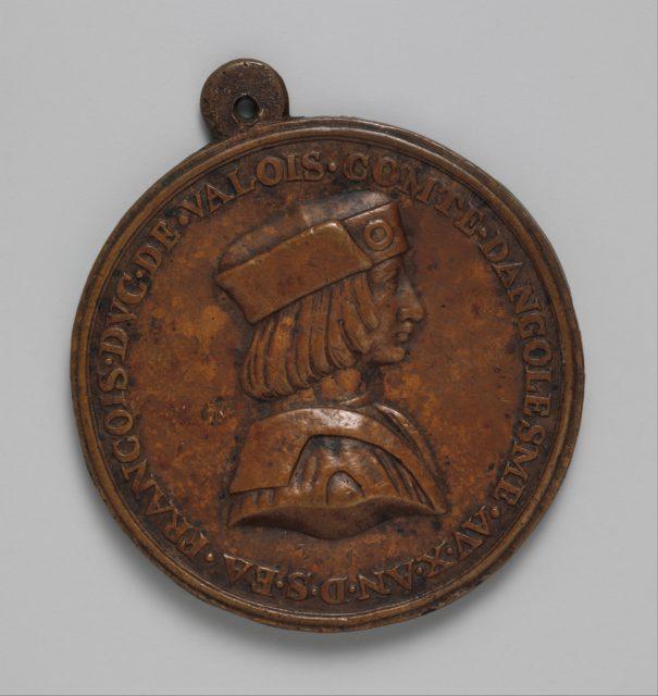 Francis, Duke of Valois, later Francis I