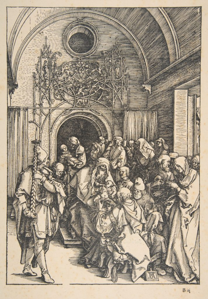The Circumcision, from The Life of the Virgin