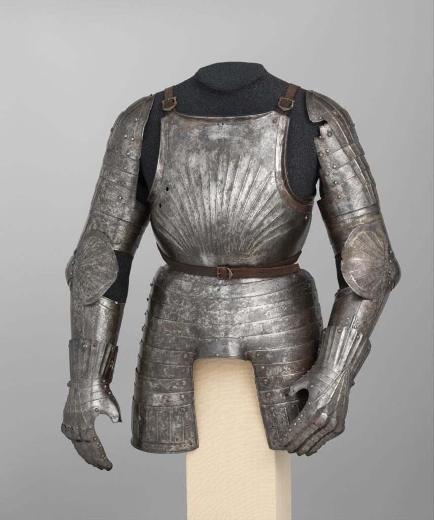 Elements of a Light-Cavalry Armor