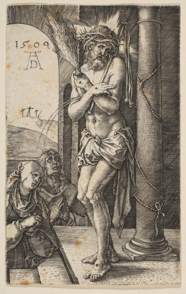 Man of Sorrows, from The Passion