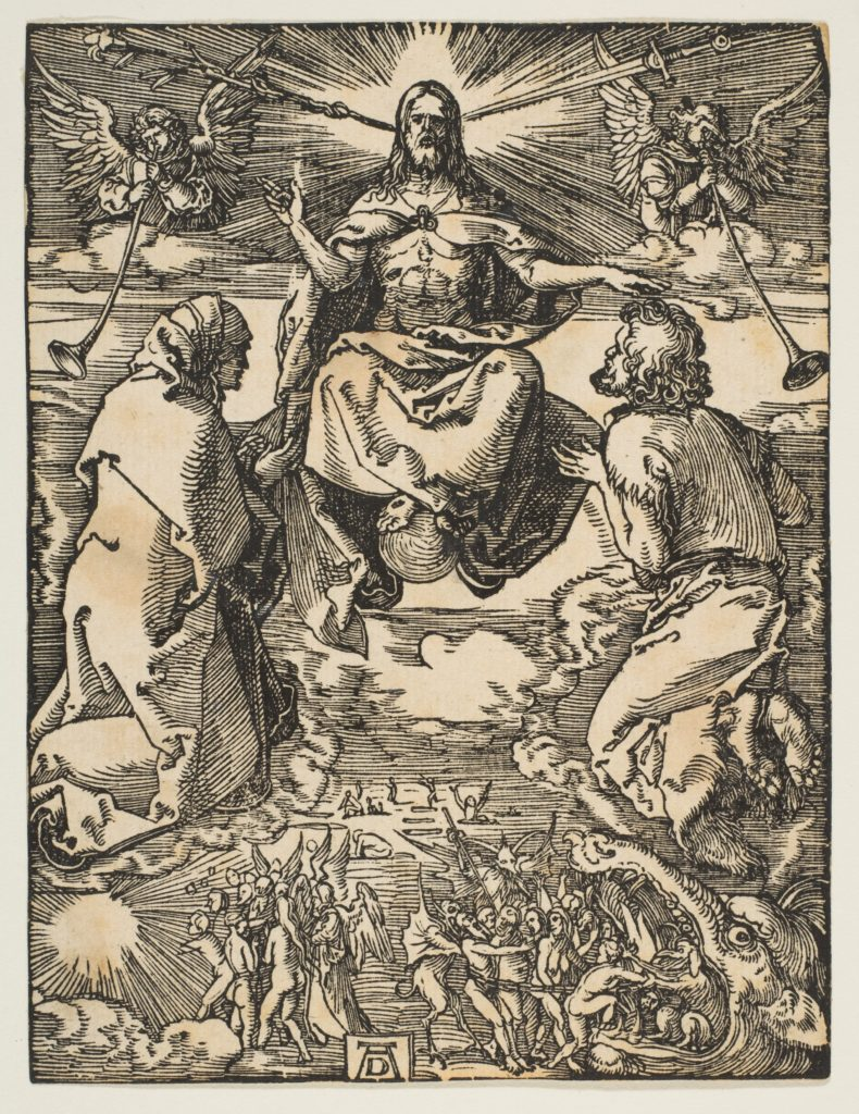 The Last Judgment,  from The Small Passion