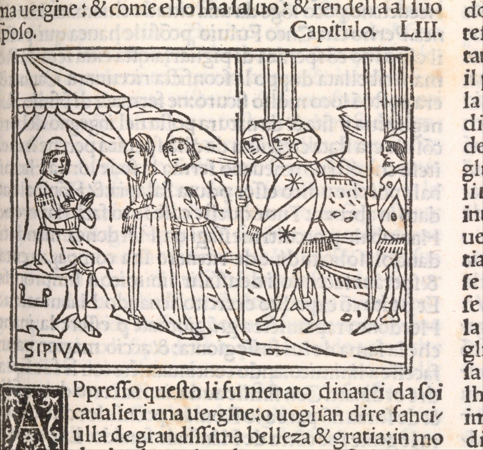 Deche di Tito Livio vulgare hystoriate
