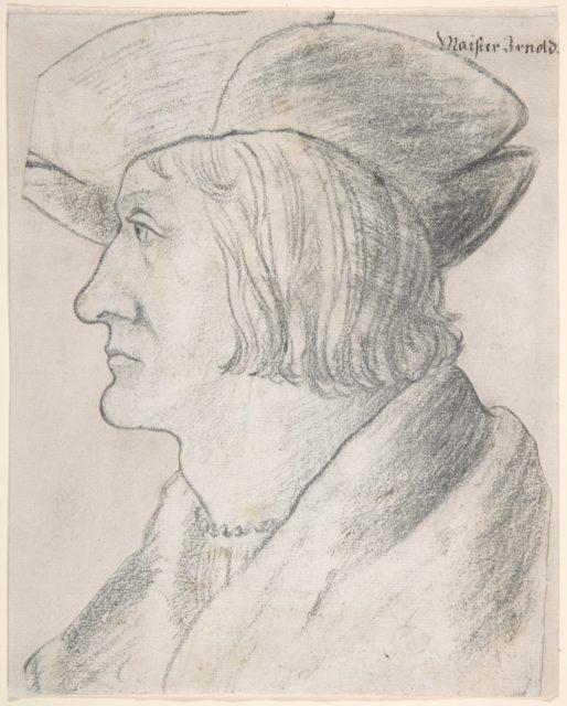 Portrait of Simon von Liebenstein (?)