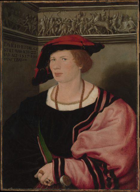 Benedikt von Hertenstein (born about 1495, died 1522)