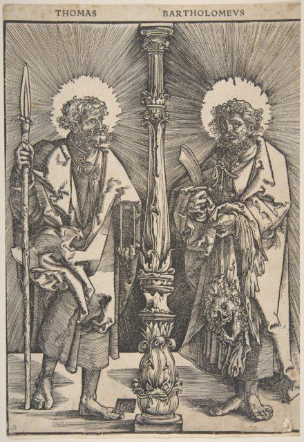 Sts. Thomas and Bartholomew