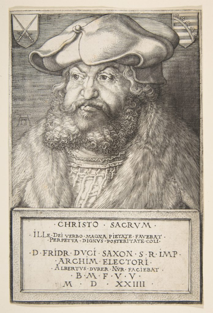 Frederick the Wise, Elector of Saxony