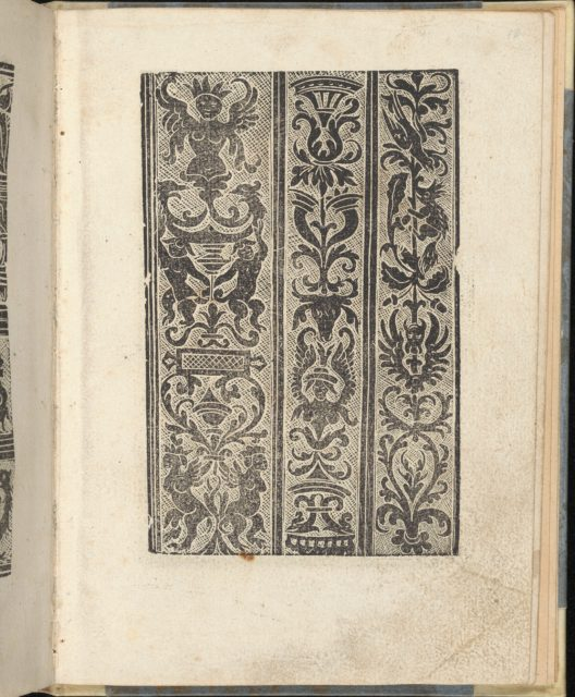 Ein ney Furmbüchlein, Page 12, recto