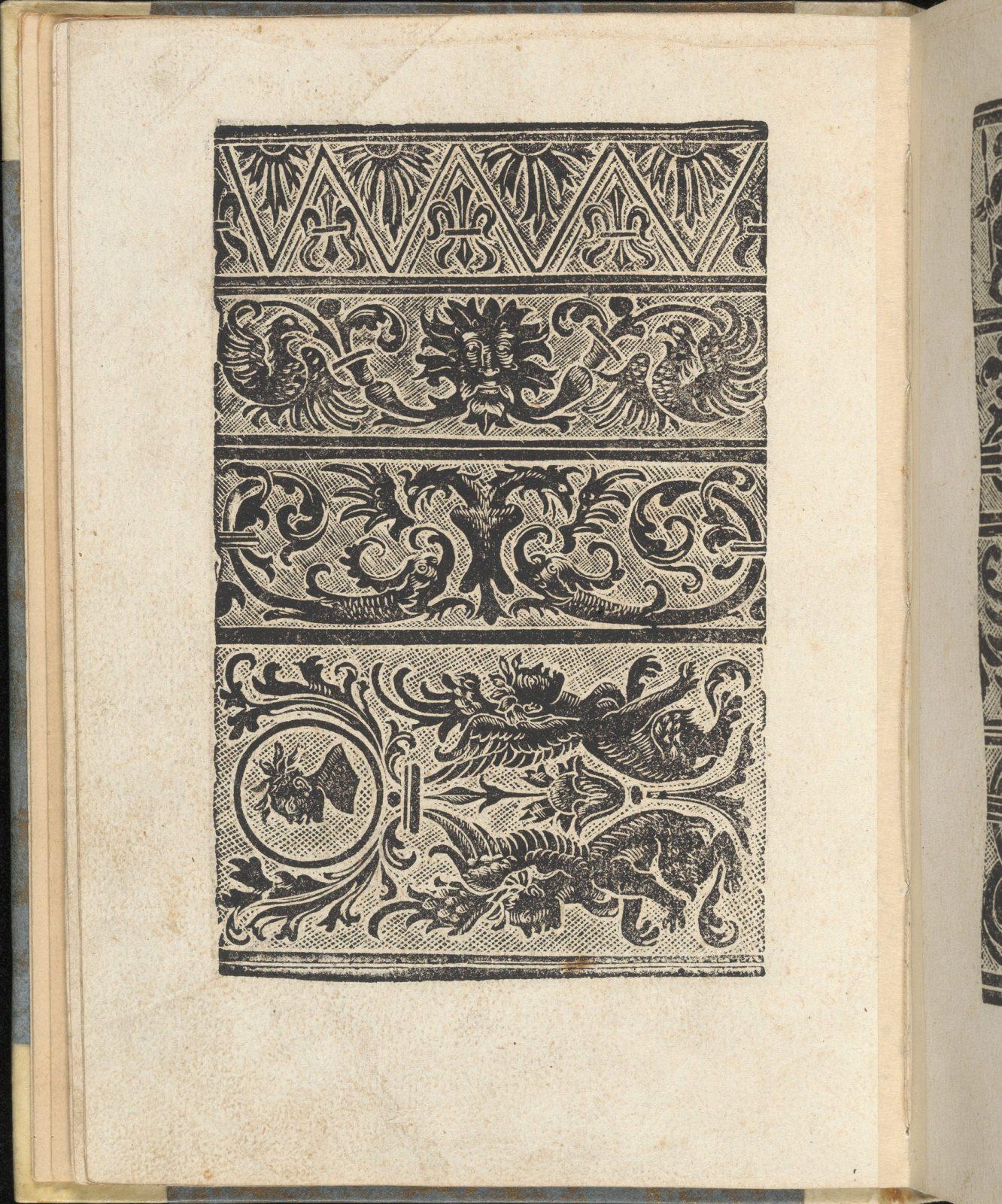Ein ney Furmbüchlein, Page 12, verso