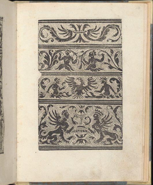 Ein ney Furmbüchlein, Page 13, verso