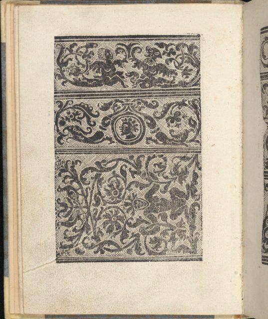 Ein ney Furmbüchlein, Page 14, recto