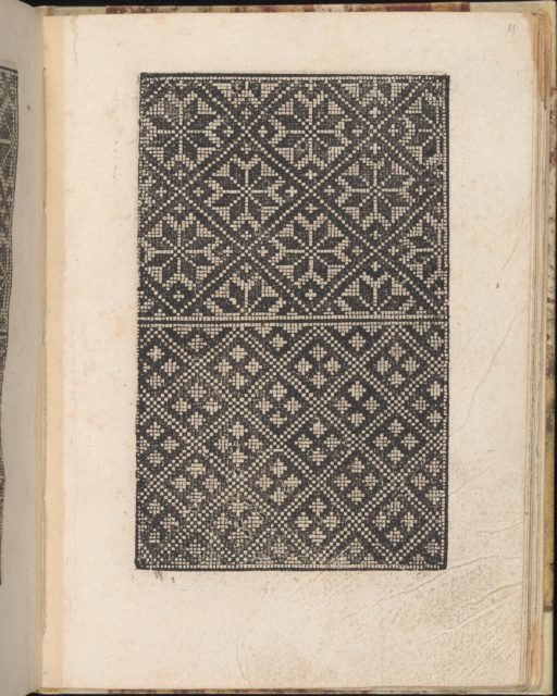 Ein new getruckt model Büchli...Page 10, verso