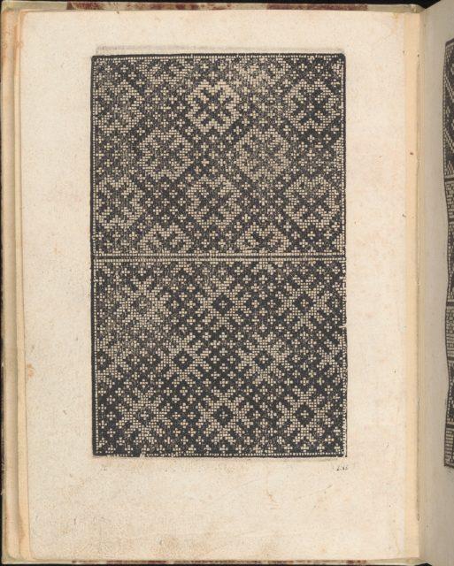 Ein new getruckt model Büchli...Page 2, verso