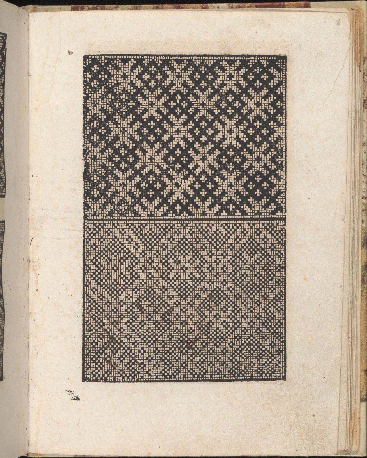 Ein new getruckt model Büchli...Page 7, verso